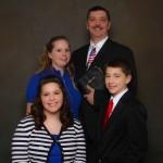 Joseph Aldrich Family
