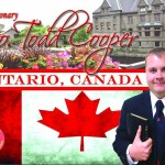 Evangelist Todd Copper, Missionary to Canada