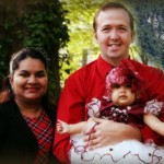 Joshua Rhodes Family